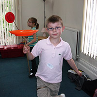 Edward's Trust: Circus skills